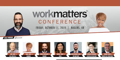 Work Matters Conference- Livestream tickets