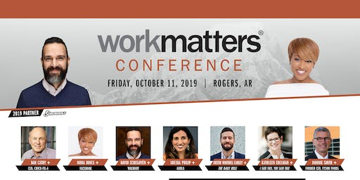 Work Matters Conference- Livestream