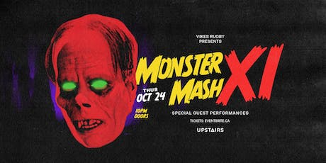 MONSTER MASH XI tickets