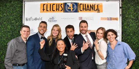 Flicks4Change D.C. 19	  >	  The Film Festival with a Social Conscience tickets
