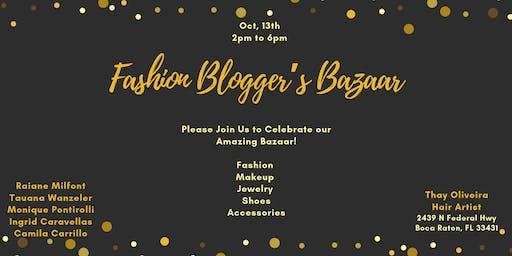 Fashion Blogger's Bazaar