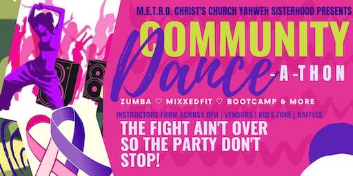 Community Dance-a-thon