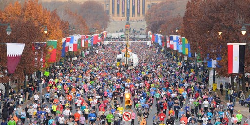 Philly Marathon Weekend Friday Shakeout Run: City Highlights