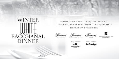 Winter White Bacchanal Dinner tickets