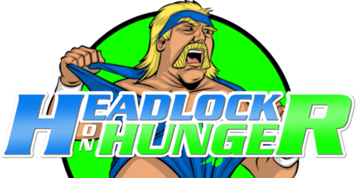 Headlock on Hunger - Professional Wrestling