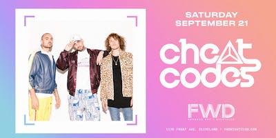 Cheat Codes at FWD Day + Nightclub