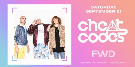 Cheat Codes at FWD Day + Nightclub tickets