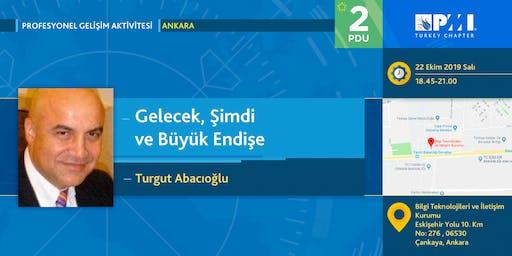 PMI TR Profesyonel Gelişim 2019 Ekim Ayı Aktivitesi - Ankara