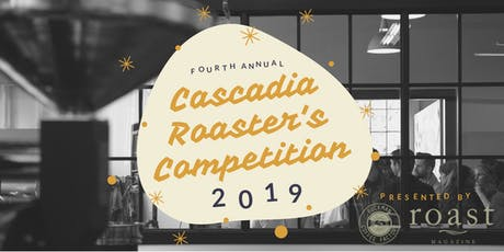 Cascadia Roaster's Competition 2019 tickets