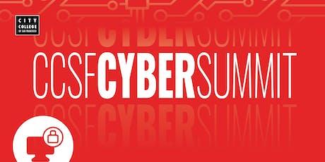CCSF CYBER SUMMIT tickets