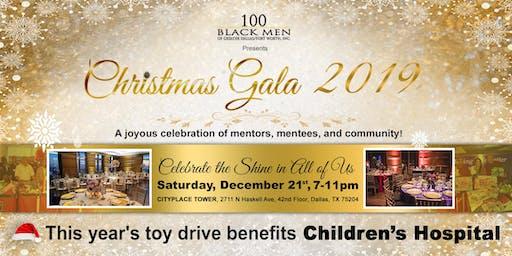 100 Black Men Greater Dallas/Ft. Worth Inc.  Christmas Gala 2019