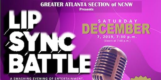 NCNW Greater Atlanta Lip Sync Battle Affair