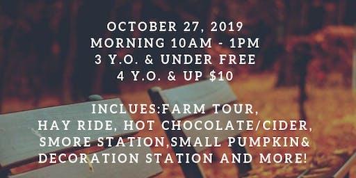 R.O.S.E. Farm Fall Festival 2019
