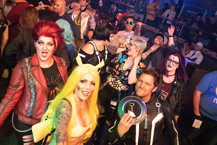 READY PARTY ONE: A Most Excellent L.A. Comic Con Adventure! image