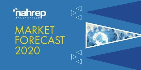 NAHREP Bakersfield: Market Forecast 2020 tickets