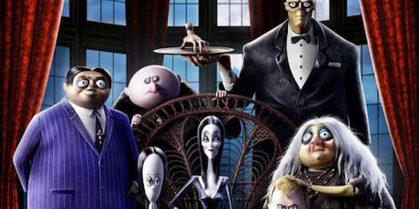 The Addams Family  - Sensory Friendly Film tickets