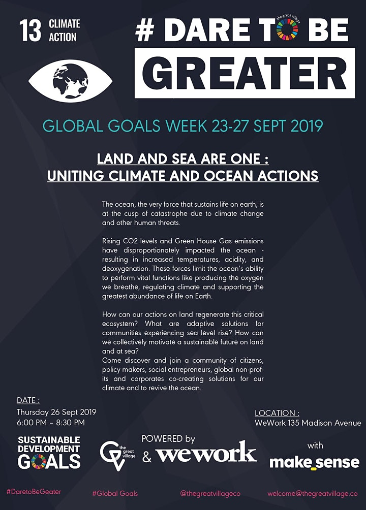Climate & Ocean Action image