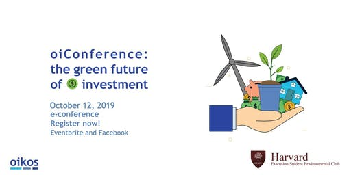 oiConference: The Green Future of Investment