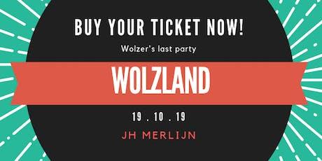 WolzLand 2019 billets