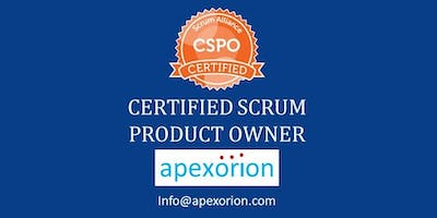 CSPO (Certified Scrum Product Owner) - Feb 29 - Mar 1, Dallas, TX