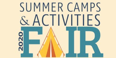 Washington Family 2020 Camp and Summer Programs Fair - NOVA