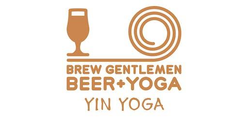 Beer + Yoga: 90 Minute Yin Yoga