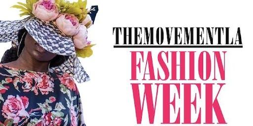 TheMovementLA Fashion Show