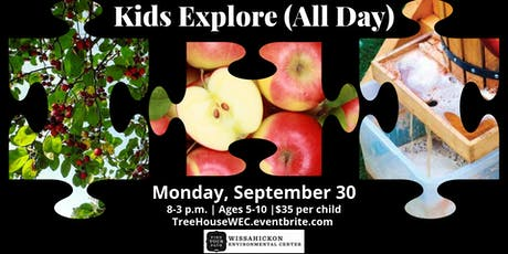 Kids Explore (All Day) tickets