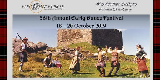 36th Annual Early Dance Festival