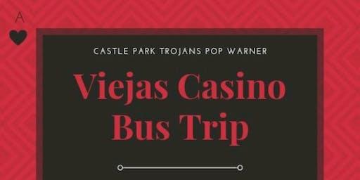 Viejas Casino Party Bus trip