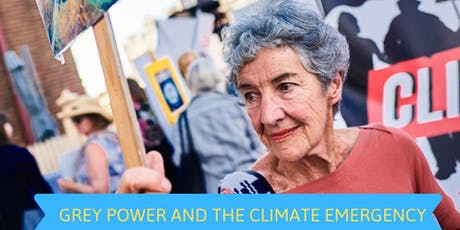 Calling all Baby Boomers: Grey Power & the Climate Emergency tickets