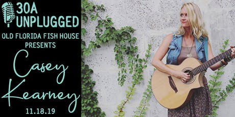 30A Unplugged - Casey Kearney tickets