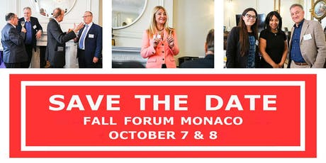 Swiss Growth Forum Fall Edition 2019 in Monaco tickets