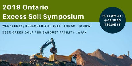 2019 Ontario Excess Soil Symposium  tickets
