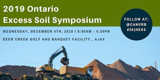 2019 Ontario Excess Soil Symposium