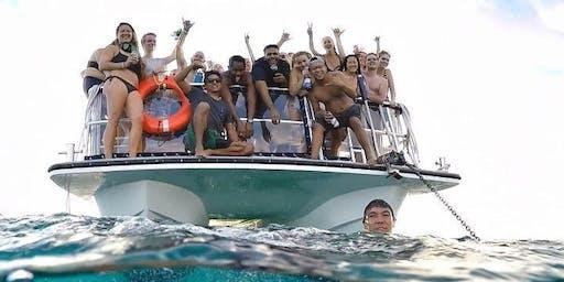 September 21st:  2pm Bikini Bottom's {Swim & Dance Cruise}