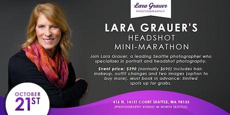Photographer Lara Grauer Inspires Entrepreneurial Confidence tickets