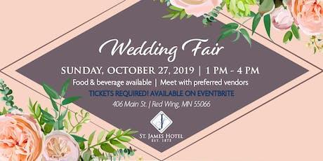 Wedding Fair tickets