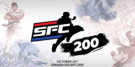 Smash Fight Club 200 - Smash Bros. Ultimate Tournament tickets