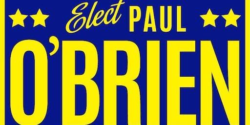 Campaign Kickoff Party - Paul O'Brien Councilor at Large