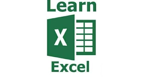 Beginner Excel Workshop