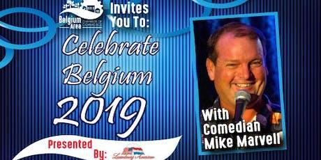 Celebrate Belgium 2019 tickets