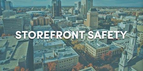 Storefront Safety Workshop tickets