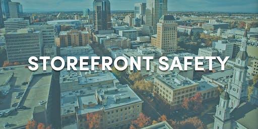 Storefront Safety Workshop