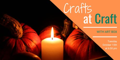 Crafts at Craft with Art Box tickets