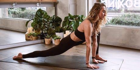 Yoga & Kombucha tickets