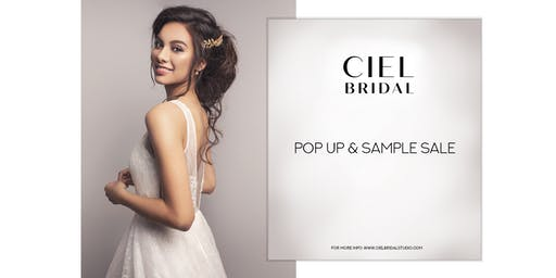 CIEL Bridal Pop Up