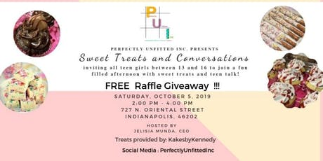 Sweet Treats  and Conversations tickets