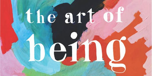 The Art of Being: Write Your Narrative, Paint Your Story [Workshop]