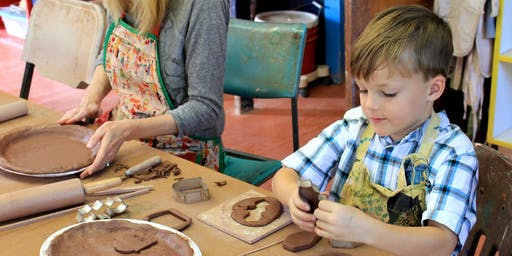 Youth Session 1: Family Clay - SAT 10:15am